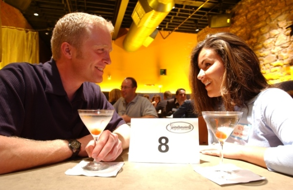 Speed dating opinions