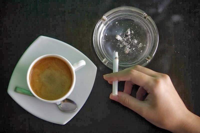 coffee-cigarette