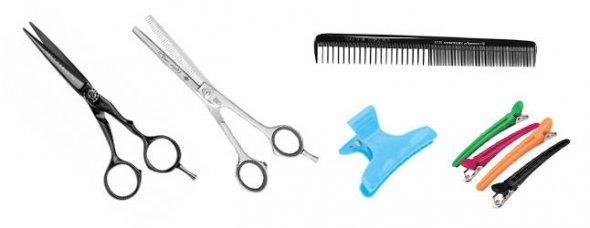 подстричь челку в домашних условиях, подстричь челку самой, подстричь челку самостоятельно