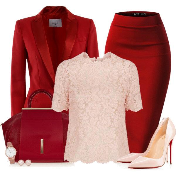 12 модных доказательств, что красный — цвет роскоши