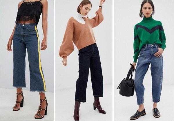 Модные джинсы весна-лето 2019