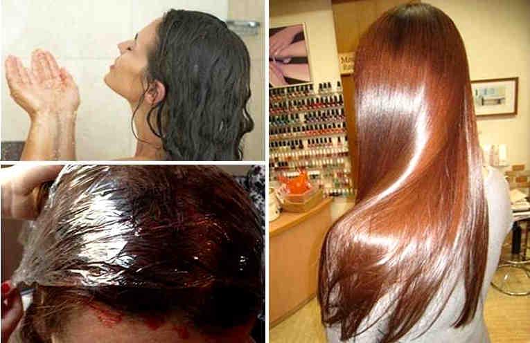 Маска для волос с 3-мя специями