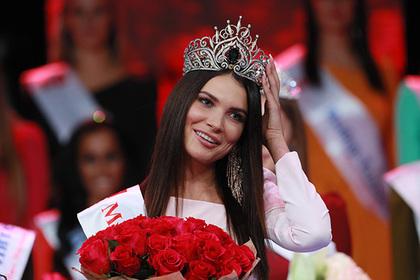 Бывшая «Мисс Москва» посоветовала девушкам одуматься
