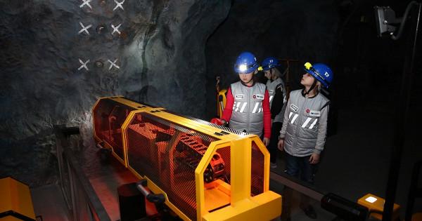 Вмосковской Кидзании открылся первый вмире горно-металлургический комплекс «Норникель»