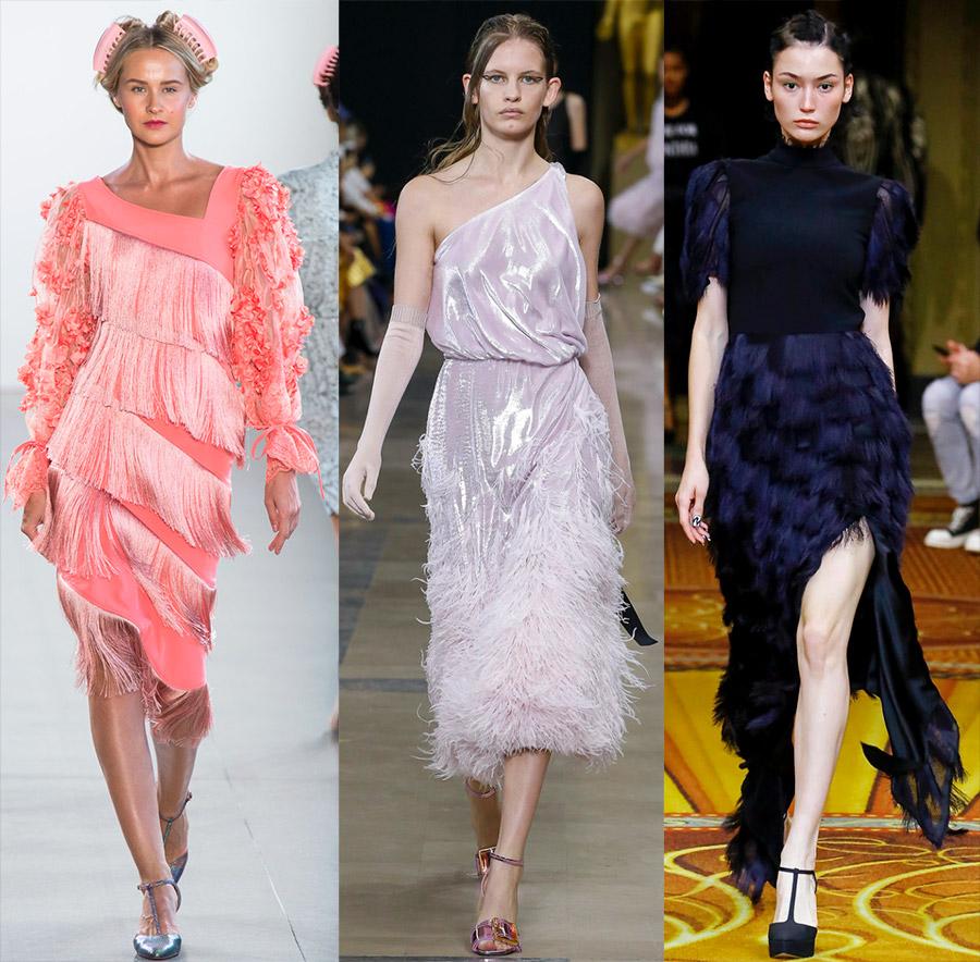Красивые платья 2019