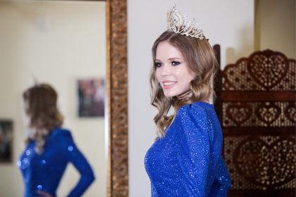Новая «Мисс Москва» получила титул икорону