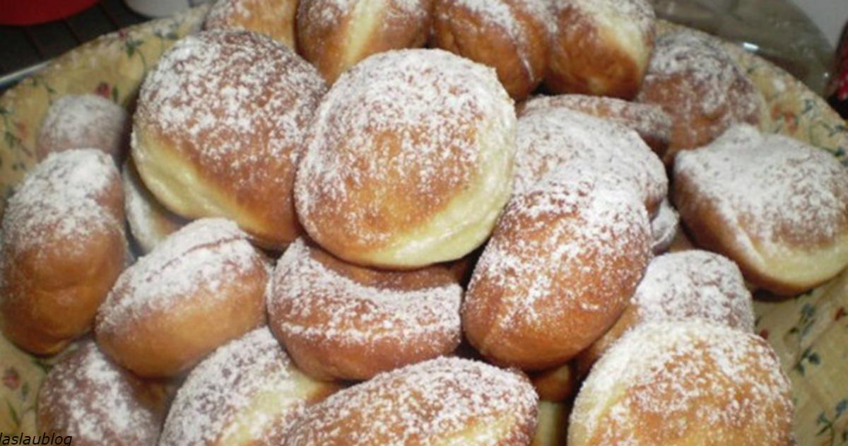Пышные пончики без молока и яиц: записывайте рецепт