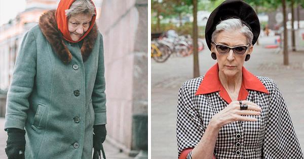 Чемотличаются наши пенсионерки отиностранок: фото