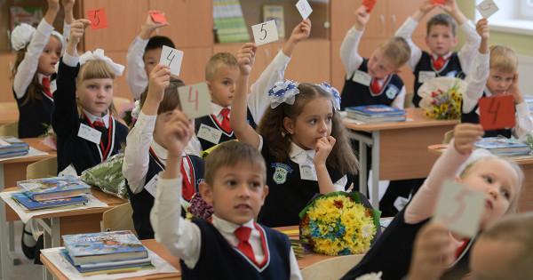 ВРоссии предложили перенести начало учебного года