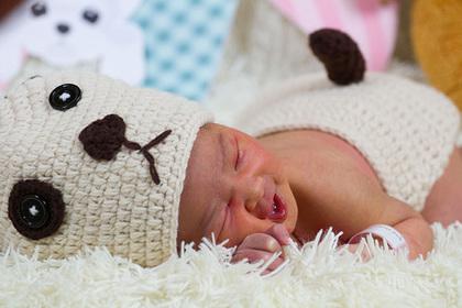 Женщина узнала обеременности вовремя родов