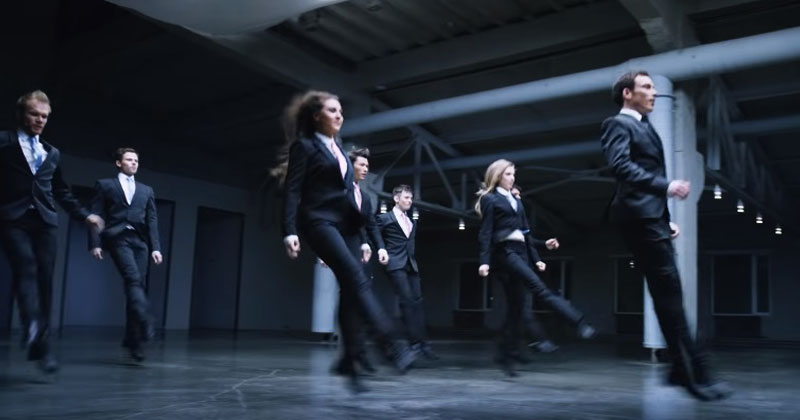 Идеальный ирландский танец, который покорил зрителей Сети