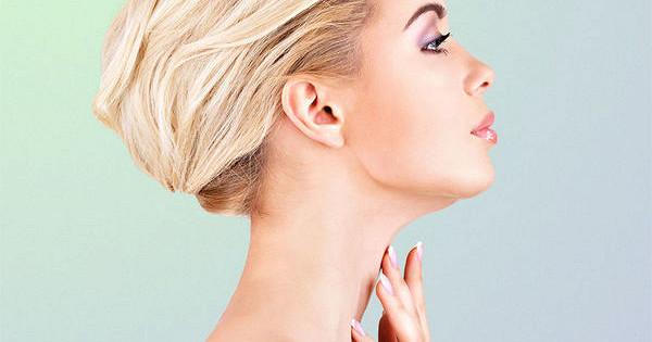 Какубрать второй подбородок: 8современных способов подтяжки лица