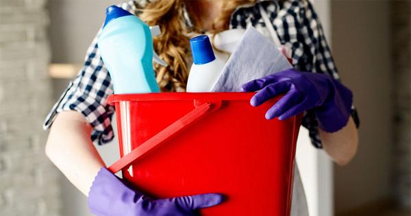 Лайфхаки длямгновенной чистки иуборки дома