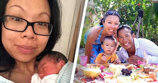 Пластический хирург немылась месяц после родов