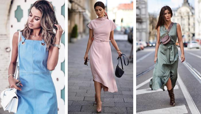 Платья весна-лето 2019 и модные тенденции: 50 жарких образов