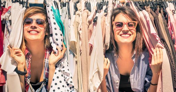 Стоит липокупать одежду всеконд-хенде