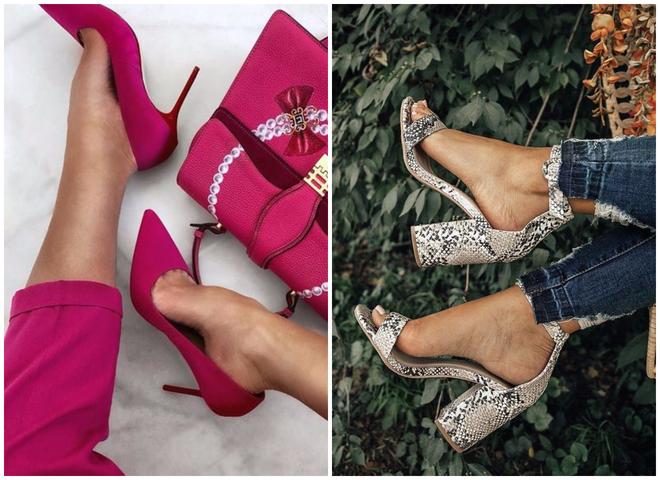 Модные тенденции в женской обуви лето 2019