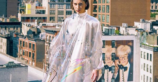 Несуществующее вреальности платье продано нааукционе