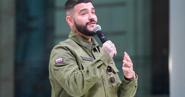 Тимати разработал одежду для«Армии России»