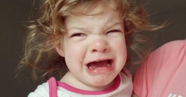 Самые нелепые поводы, покоторым дети закатывают истерики
