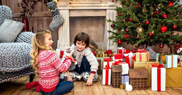 Выяснилось, окаких подарках мечтают российские дети
